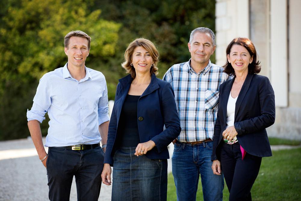 Château Phélan Ségur's team