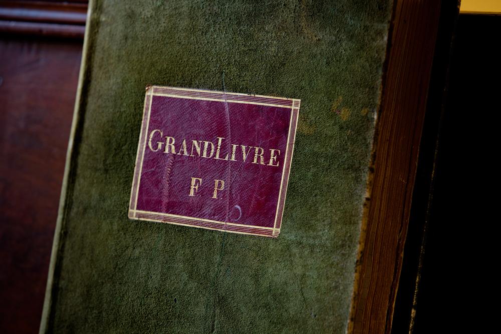 Grand livre Frank Phélan