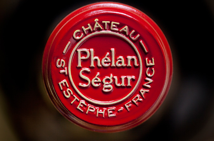 Château Phélan Ségur Capsule