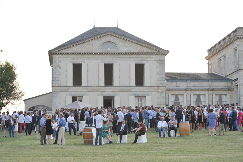 Château Phélan Ségur - Feux de la Saint jean 2017