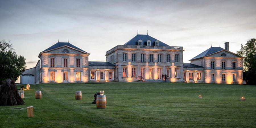 Château Phélan Ségur Feux de La Saint Jean 2019